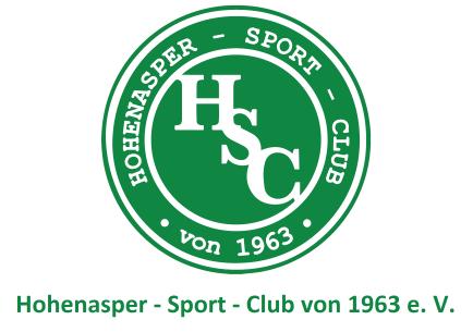 Hohenasper - Sport - Club von 1963 e. V.